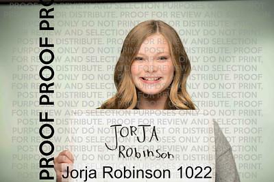 Jorja Robinson