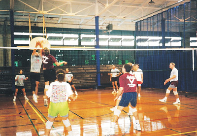 1991 State Volleyball Tournament