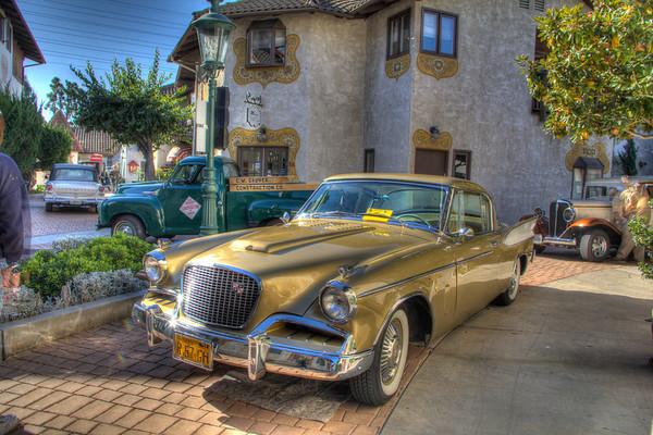 Old World Village Car Shows
