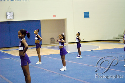 HISD Cheer Competition