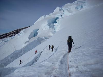 Mount Rainier 7.14.07-7.16.07