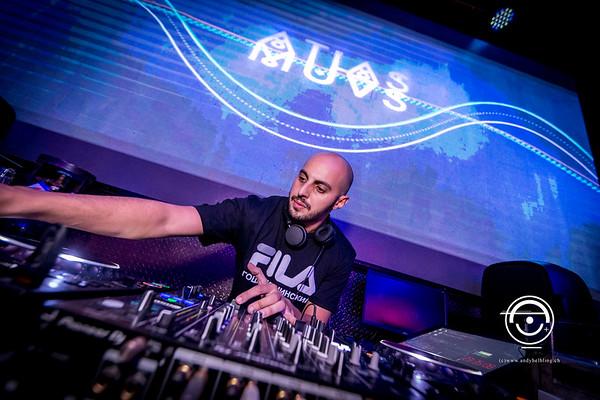Cocoon Phuket DJ Atlas Muvs 16.5.2017