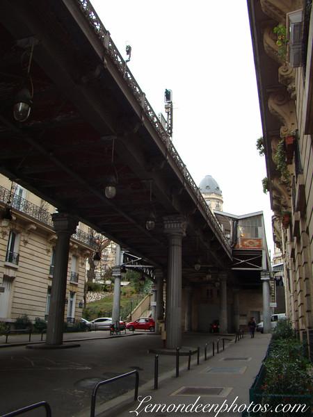 Viaducs Intéressants du Métro Parisien
