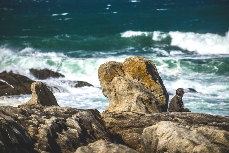 Les trois rochers