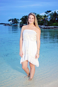 Katelyn - Emerald Bay, Exuma, Bahamas