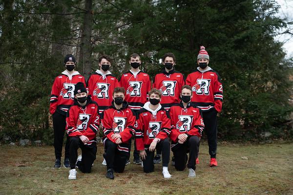 RMHS Varsity Hockey 2020-2021