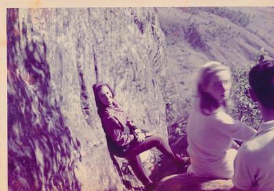 Campos de Jordao na Pedra do Bau (1960s)