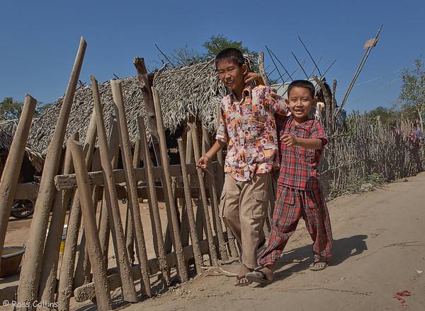 Bansi Village near Monywa