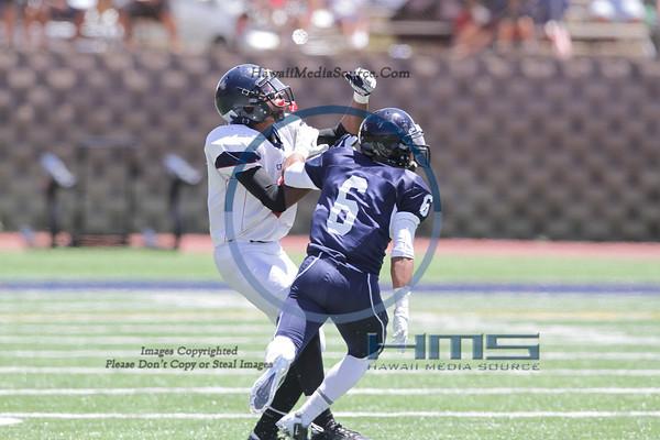 Saint Louis JV Football - KS 9-9-11