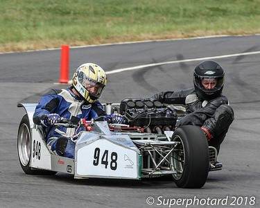2wheel drive race sidecar )trike+...??