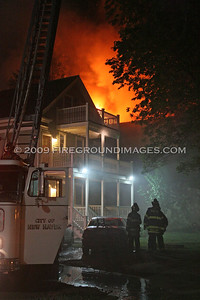 Chapel St. 2nd Alarm (New Haven, CT) 9/3/09