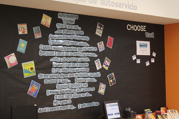 Anti-Bully Bulletin Board