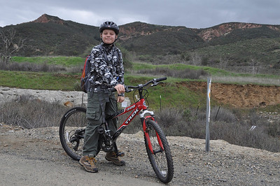 2/10/2013 - Blackstar Canyon Bike Ride