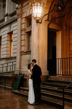 Leah and Nick (Wedding)