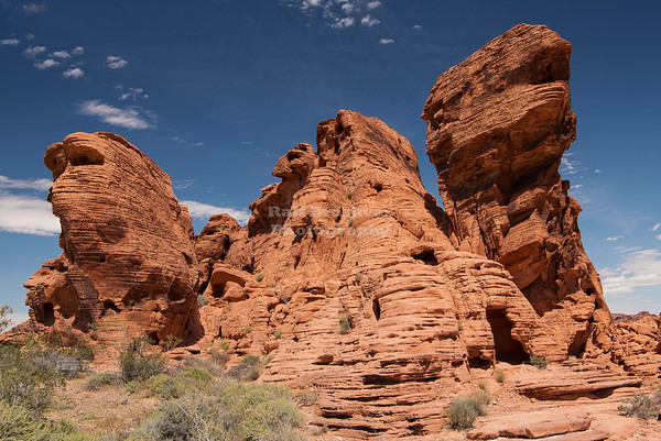 USA, NV - Valley of Fire