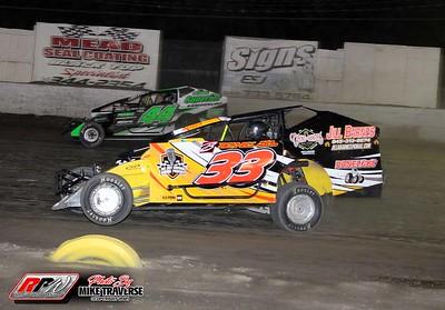 Orange County Fair Speedway - 5/22/21 - Mike Traverse