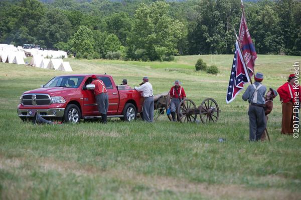 154th Gettysburg ReEnactment