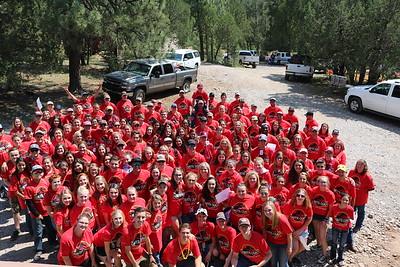 2017 Leadership Camp- Jurassic Camp