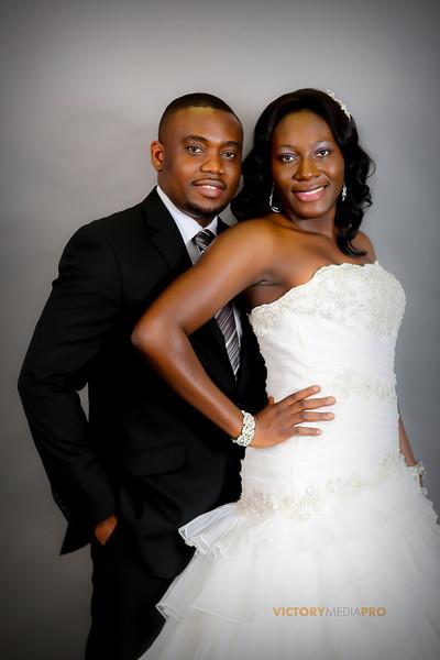 Isioma and Gboni Studio Pix