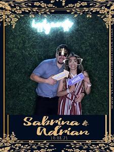 Sabrina & Adrian's Wedding