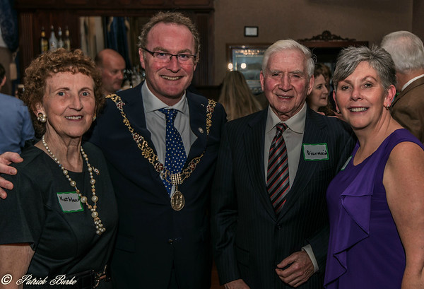 Lord Mayor Cork  SF Sister City JFoleys2016