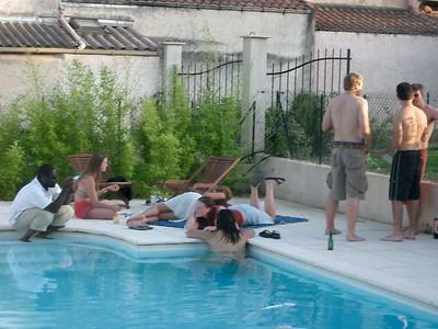 Aix En Provence friends