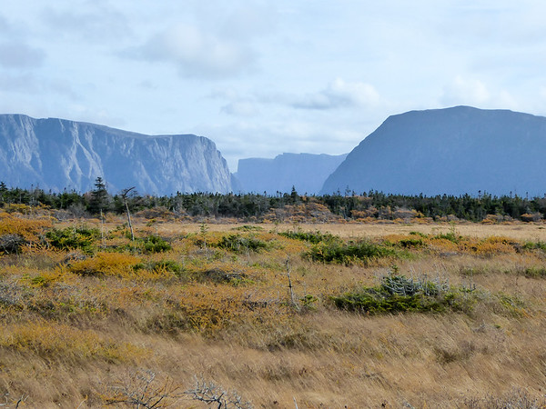 Western Brook Pond, Autumn 2017