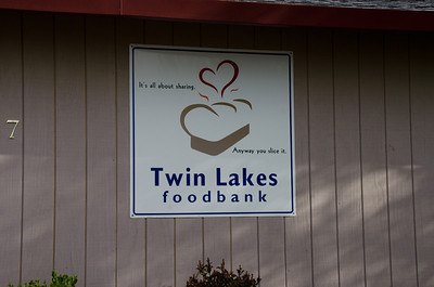 Twin Lakes Food Bank - March 31, 2012