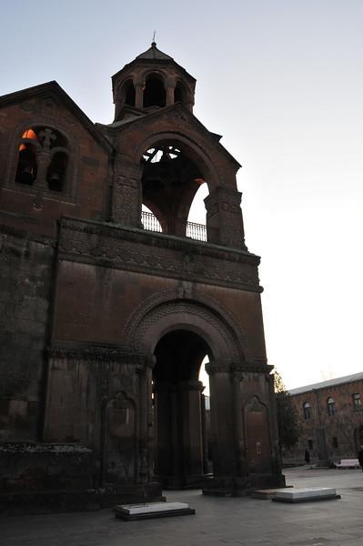 081214 0127 Armenia - Yerevan - Assessment Trip 03 - Church from 300 AD ~R.JPG