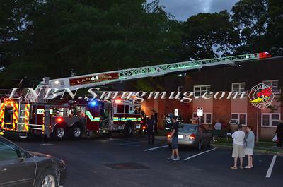 Uniondale F.D. Apartment Fire 750 Jerusalem Ave 6-6-14