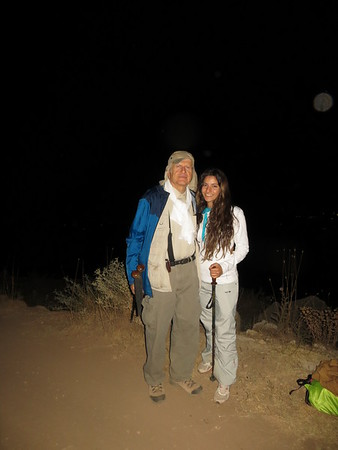 38_Full Moon Hike With Mira and Iso
