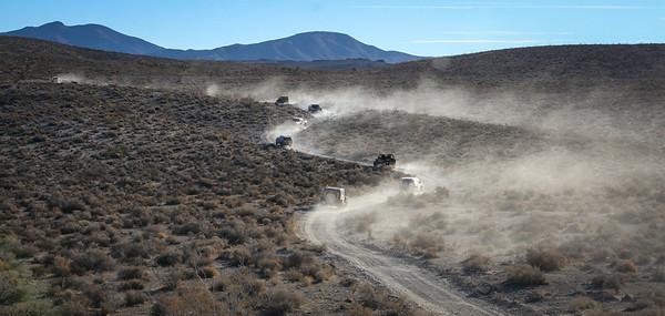El Paso Mountains Exploration 01-18-2014