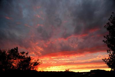 VA Sunset - October 2006
