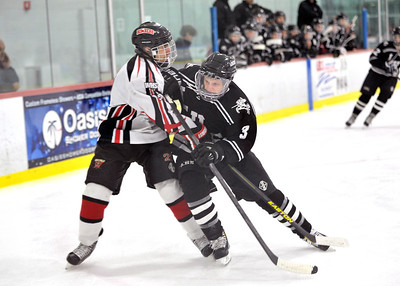 1/9/2013 Longmeadow VS Westfield Hockey