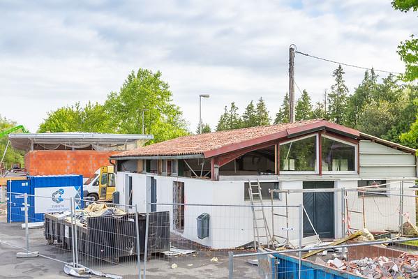2019 - 06 - 14 - Vestiaires - salle polyvalente Chantoca