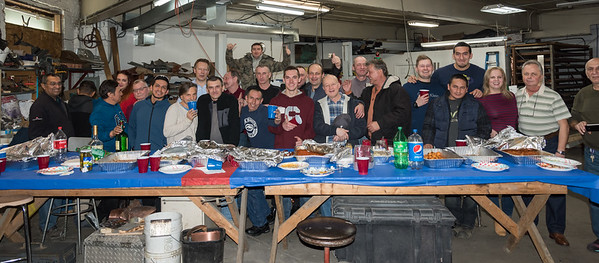 CW Metals Inc, Christmas Party 2017