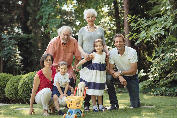 Famille Gonseth