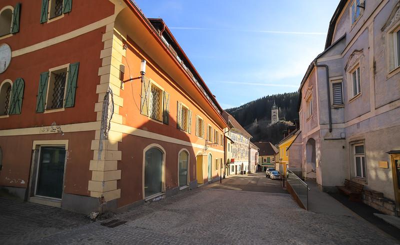 Eisenerz Altstadt