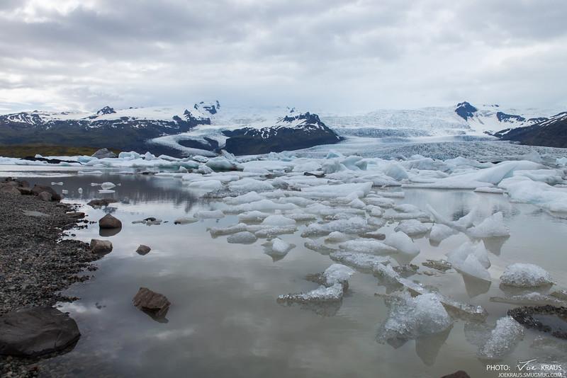 Miniture Ice Islands