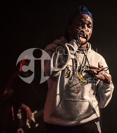 Curren$y at The Door, Dallas, TX, 11/11/2017