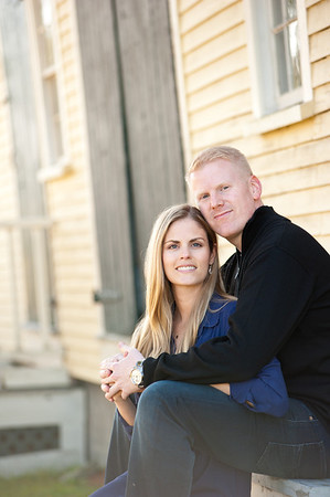 Erica and Kevin's Engagements