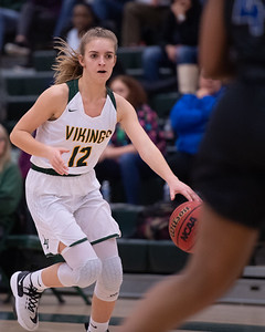 2020.02.14 Girls Basketball: Tuscarora @ Loudoun Valley