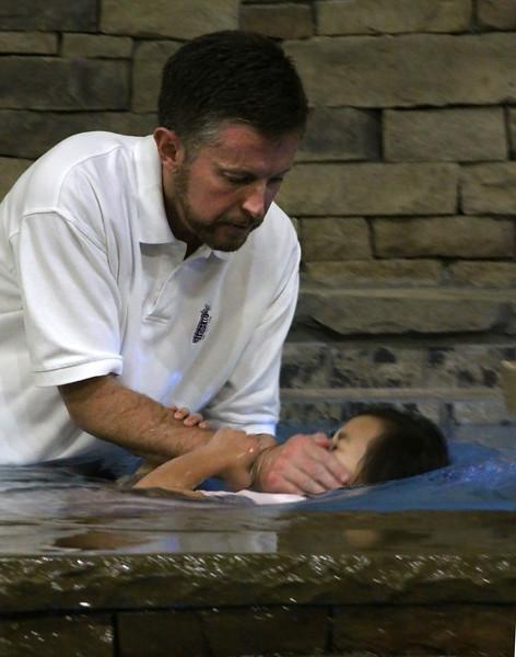 New Baptistry Service 11-18-13