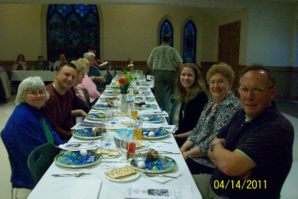 Seder - BKT Bible Study