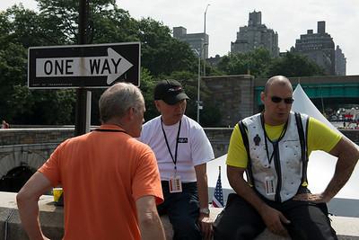 NYC Triathlon Post Race 2014