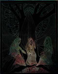The Nornir by Lara Vesta