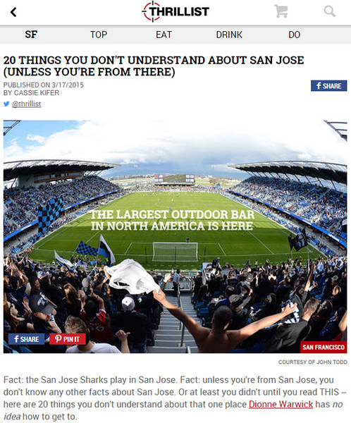 Things You Don't Understand About San Jose