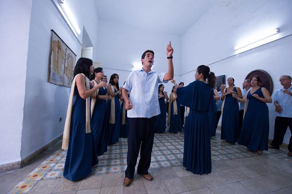 Cantores de Cienfuegos, Cuba