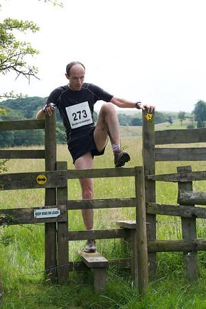 Bollington Hill Race 2012