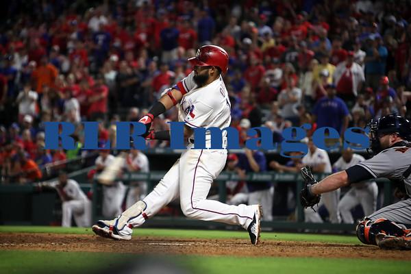 Rangers v Astros June 3, 2017